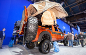 2013 SEMA Show: EcoTrek F-350 is Ready for Deep Op Environmental Service