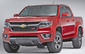 2015 Chevrolet Colorado: First Look