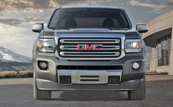 15 2015 GMC Canyon nose II