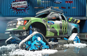 Winter Special: Pickup Trucks Love the Snow