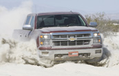 2014 Chevrolet Silverado 1500 Wins Two More