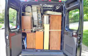 2014 Ram ProMaster 1500 Cargo Van Handles Moving Day With Ease