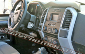 Spied: 2016/2017 Ford Super Duty Interiors