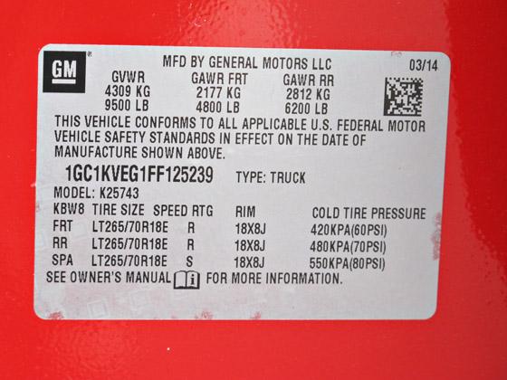 A D B C E A Fd Db B Pi on Blue Dodge Ram 2500