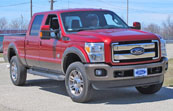 Recall Alert: 2015 Ford Super Duty Pickups