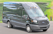 2015 Ford Transit: First Drive