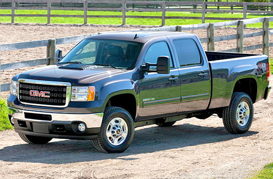 2011 GMC Sierra HD-home II