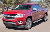 2015 Chevrolet Colorado: First Drive