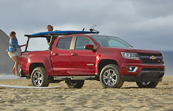 2015 Chevrolet Colorado Has Hopes For More Awards