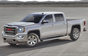 2016 GMC Sierra 1500 Adds Jolt of Electricity