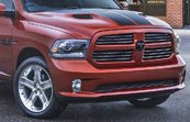 2017 Chicago Auto Show: 2017 Ram 1500 Copper Sport