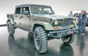 Easter Jeep Safari Will Showcase Pickup Concepts