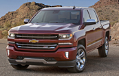 GM Gets More Aggressive With Pickup Incentives