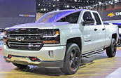 2017 Chevrolet Silverado 1500, Colorado Redline: Photo Gallery