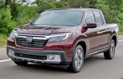2017 Honda Ridgeline Earns Top Safety Scores From NHTSA