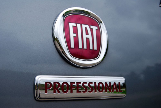 Fiat Fullback badge II