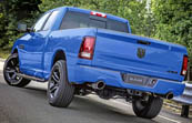 2018 Ram 1500 Hydro Blue Sport Ready for Reveal