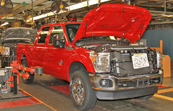 Five Millionth Super Duty Is Loaded