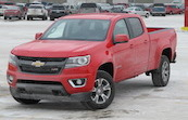 Cars.com's Best Pickup Truck of 2015 Winner