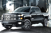 Chevrolet Debuts the 2015 Silverado 1500 Midnight Edition
