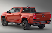 2015 Chevrolet Colorado Gets GearOn Special Edition