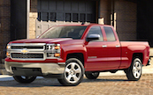 Chevrolet Returns to Basics With 2015 Silverado Custom