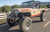 Legacy Scrambler Conversion Is Ready to Rock