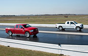 Texas Truck Showdown 2016: MPG Acceleration