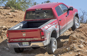 2016 Ram Power Wagon: Trail Driven
