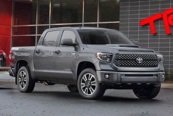 Toyota Tundra 2017 Trd Off Road >> 2017 Chicago Auto Show: 2018 Toyota Tundra Preview - PickupTrucks.com News