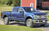 Recall Alert: 2017 Ford F-250 Super Duty