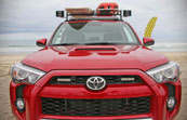Toyota Partners With San Diego Lifeguards to Keep Beaches Safe
