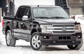2018 Ford F-150 Gets More Safety Technology