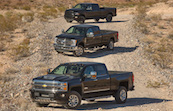 2018 One-Ton Heavy-Duty Truck Challenge: How They Towed