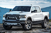 2019 Ram 1500 Rebel 12 Hoping to Raise Off-Road Luxury Bar