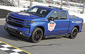 2019 Chevrolet Silverado 1500 Makes History at Daytona 500