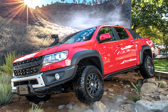 2019 Chevrolet Colorado Zr2 Bison For Sale - Used Car ...