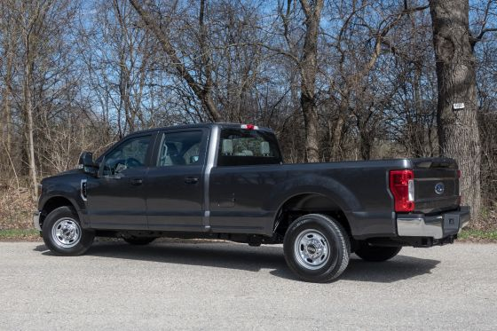 2019 Ford F-250 8-Foot Bed