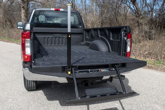 2019 Ford F-250 Bed Step
